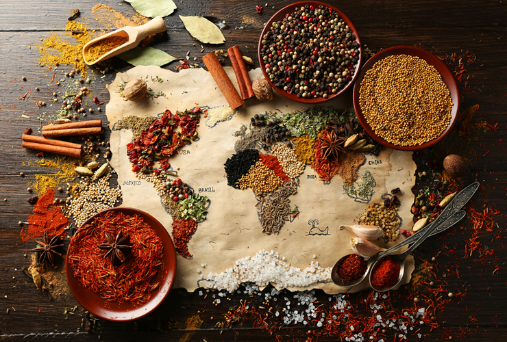 This month sees the launch of the first ever World Food Focus, World Food Focus