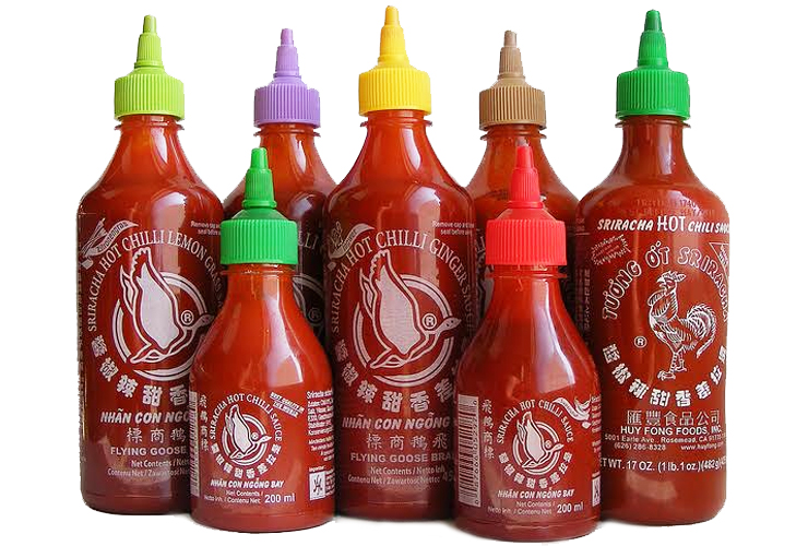 Hot right now: how Sriracha has become a must-have sauce, The Guardian