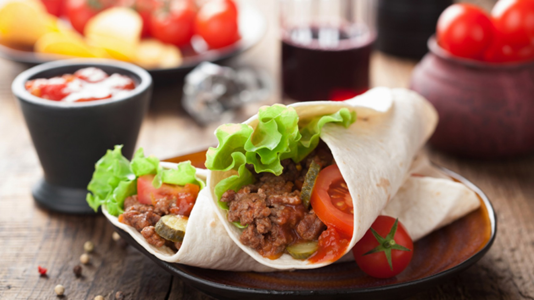 Burritos with everything as Britain falls for Mexican food, The Guardian